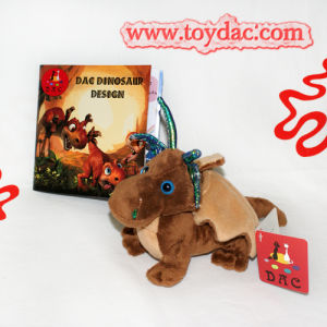 Plush Original Dinosaur Toy and Book pictures & photos