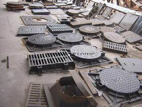 Ductile Iron for Water Drainage, Iron Casting pictures & photos