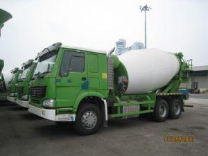 Sinotruk HOWO 10cbm Concrete Mixer Truck pictures & photos