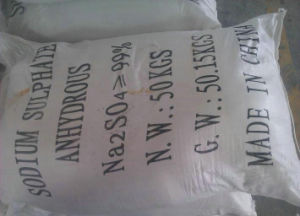 Supply High Quality Sodium Sulfate Na2so4 pictures & photos