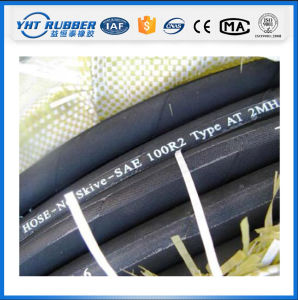 SAE100 R2at Hydraulic Hose Made in China