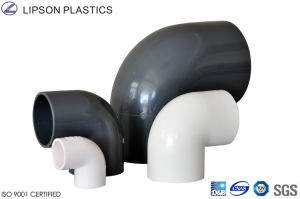90 Degree Bends PVC Pipe Fitting pictures & photos