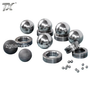 Tungsten Carbide Balls and Seats for Pumps pictures & photos