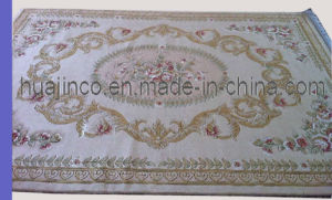 Best Quality Axminster Hand Made Door Mat pictures & photos