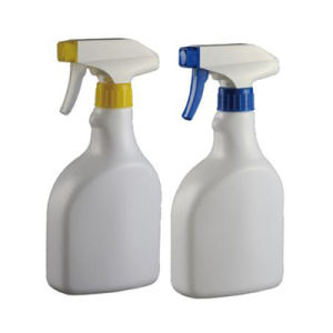 Plastic PE Cleaning Trigger Sprayer Bottle 650ml (NB440) pictures & photos
