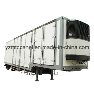 Quick to Assemble FRP Refrigerated Van pictures & photos