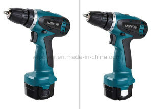 12V Ni-CD Battery Electric Tool Cordless Drill (LY650-12V) pictures & photos