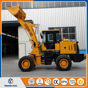 High Dumping Height 2ton 1m3 Wheel Loader pictures & photos
