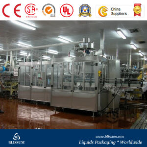 Full Complete Soft Drinks Bottling Production Line pictures & photos