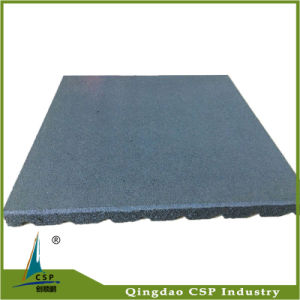 15mm Black Rubber Flooring for Weightlift pictures & photos