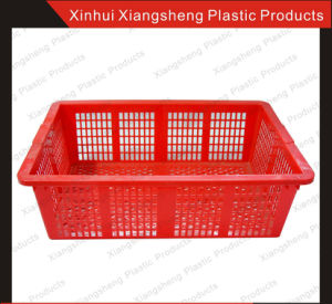 Plastic Recycle Turnover Basket-Square