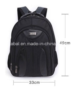 1680d Nylon Padded Shoulders Sports Travel Laptop Backpack Bag pictures & photos