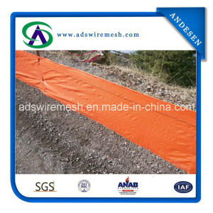 12X12mesh Orange Silt Fence pictures & photos