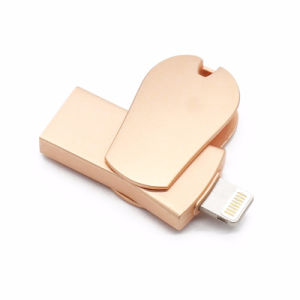 USB Flash Drive Wholesale Mobile Phone OTG for Apple USB Stick Pendrives USB Flash Disk USB Memory Stick Flash Card pictures & photos