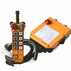 Double Speed Industrial Radio Remote Controls for Crane pictures & photos