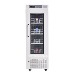 High Quality Blood Bank Equipment Medical Refrigerator Blood Bank Refrigerator pictures & photos