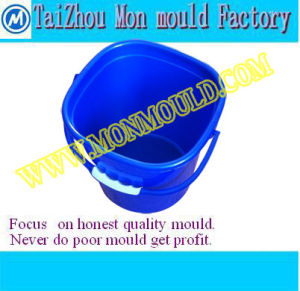 Plastic Injection Square Fish/Beer Bucket Mould pictures & photos