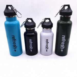 350ml Double Wall 304 Stainless Steel Sport Water Bottle (SH-ST14) pictures & photos