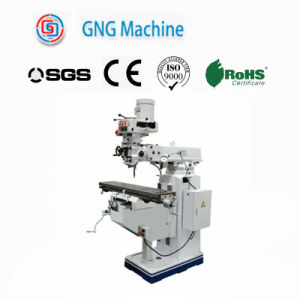 High Precision Universal Heavy Duty Milling Machine pictures & photos