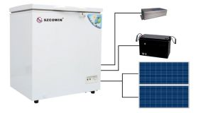93L Solar Fridge System (CSF-102JA-300) pictures & photos