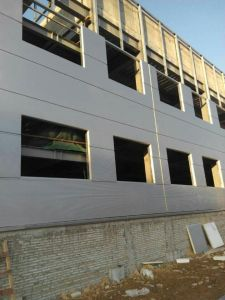 Australia Hot Sale Building Material Insulated Polystyrene/PU Sandwich Wall Panel pictures & photos