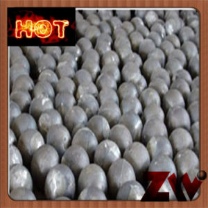 Different Sizes Chrome Grinding Media Ball Casting Iron Ball pictures & photos