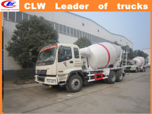 Foton 6*4 Concrete Mixer Truck pictures & photos