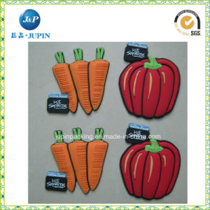 2015 Professional Production Eco-Friendly Soft PVC Fridge Magnet (JP-FM001) pictures & photos