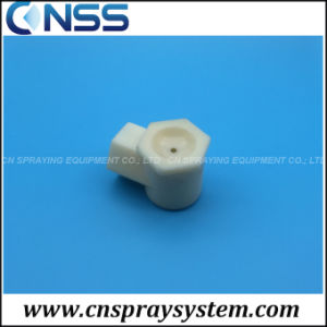 Right Angle Female Hollow Cone Nozzle pictures & photos
