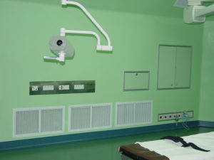 Laminar Flow Operating Room in Hospital