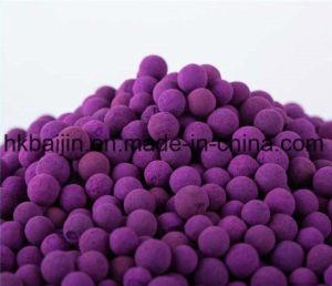 Potassium Permanganate Kmno4 Purple Sphere Granuar pictures & photos
