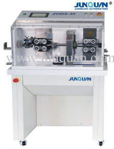 Automatic Cable Cutting and Stripping Machine (ZDBX-35) pictures & photos