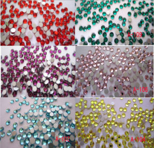 Flat Back Rhinestone Non Hot Fix Rhinestone Nail Stone Ss3 pictures & photos