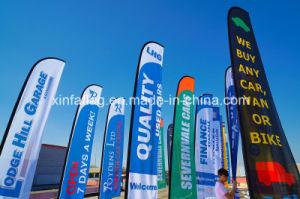 Custom Bowhead Flag Banner, Beach Flag pictures & photos