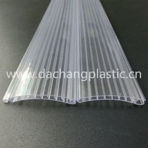 Clear Plastic Rolling Shutter Slats pictures & photos