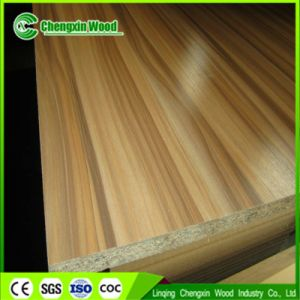 High Quality Waterproof Melamine Particle Board pictures & photos