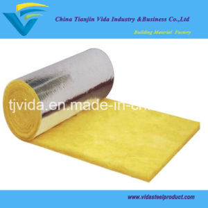 Glass Wool Insulation Blanket with Aluminum Foil Facing pictures & photos
