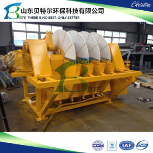 Ceramic Disc Filter Used in Mineral Water Dewatering, Vacuum Type pictures & photos