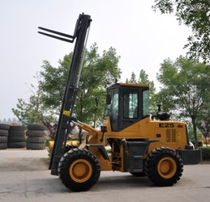 Yn936 off - Road Forklift pictures & photos