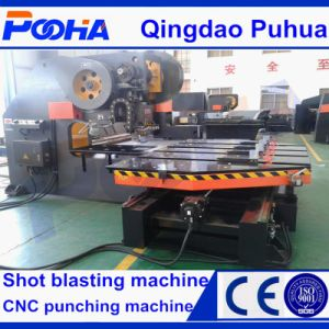 General Simple Operation Platform CNC Punch Press pictures & photos