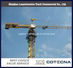 Large Flat Head Tower Crane for Construction pictures & photos