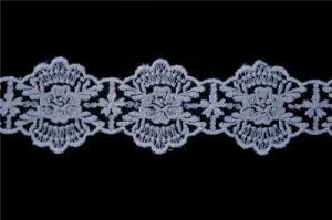 Embroidery Lace for Garment Accessories pictures & photos