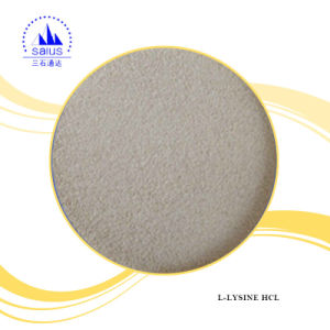 Amino Acid Feed Grade 98.5% L-Lysine HCl pictures & photos