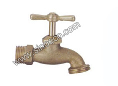 Brass Bibcock Water Valve pictures & photos
