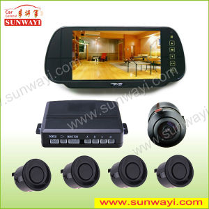 7 Inch Rear Parking Sensor with Backup Camera