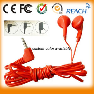 Custom Disposable Earphones Cheap Earphones pictures & photos