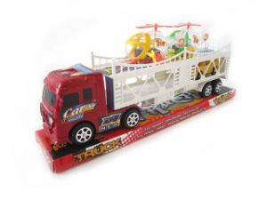 Brand New Friction Low Loader Truck pictures & photos