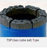 Tsp Diamond Core Bits Are Ideal for Geotechnical Drilling pictures & photos