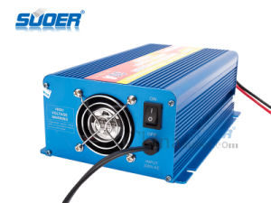 Suoer Solar Charger 30A 12V Battery Charger (MA-1230A) pictures & photos