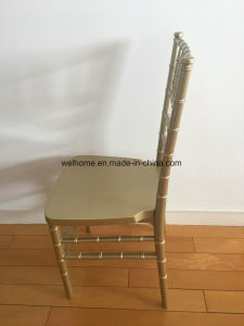 Gold Tiffany Chair for Wedding, Party, Banquet, Hospitality pictures & photos